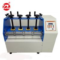 Finish Shoe Electrical Testing Machine , Sole Flexing leather Testing Instruments Manufactures