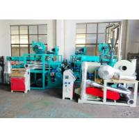 High Yield Small Plastic Shredder Machine Double Shaft Compact Structure No Dust Manufactures