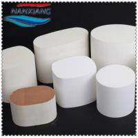 China Cordierite Ceramic Monolith as Catalyst Carrier on sale
