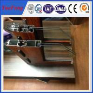 China Hot sell good quality bridge-broken thermal-break aluminium profile for Windows on sale
