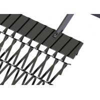 Architectural Metal Screen Fixing Systems Fit Woven , Perforated , Expanded Metal for sale
