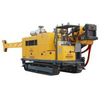 HCR-8 Core Drill Rig Full Hydraulic Drilling Rig With 7200Nm Torque , 264KW/2200rpm Manufactures