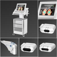 Anti-aging Machine High Intensity Focused Ultrasound Eyebrow Lifting , Removing Wrinkles , Whitening Manufactures
