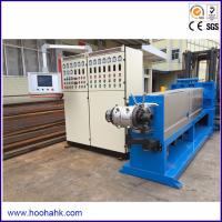 China ISO 90 mm Single Screw Power Cable Extruder Machine with Siemens Motor on sale