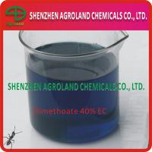 Quality Dimethoate 98% 80% TC 40% 48% EC Pesticide / Blue / Yellow Cyclohexanone for sale