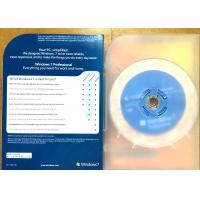 Permanent Useful Windows 7 Pro Retail Upgrade , MS Windows Seven Professional Manufactures