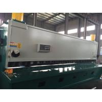 Width Full Automatic Hydraulic  Guillotine Shearing Machine For Steel Plate 2500 mm Manufactures