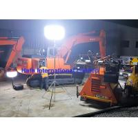 Industry 400 Watt Led Light Source Glare Free Lighting For Managing Construction Projects Manufactures