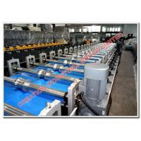 China Color Aluminium and Steel Roofing Step Tile Sheets Manufacturing Machine with Advanced Gear Transmission System on sale