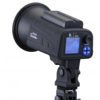 X-808 Series Studio flash light with Battery compartment, single lamp holder, 550 battery Manufactures