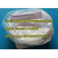 99.96% Purity Muscle Building Steroids , White Powdery Testosterone Decanoate Manufactures
