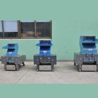China 7.5KW Recycling Plastic Crusher 10 Sievehole Dia Low Electricity Consumption for sale