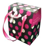 Quality Decorative Matt coated Folded paper Keepsake Gift Boxes  box for Gift Packing for sale