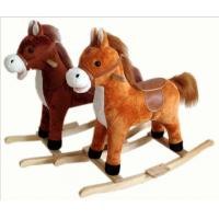 Fashion Rocking Horse Animals Indoor For Chlidren Riding On Playing Manufactures