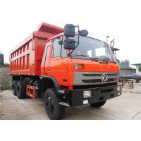 Dongfeng 6 X 4 Heavy Duty Dump Truck 10 Wheels Tipper Truck For Construction Material Transportation Manufactures