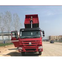 China 10 Wheeler 30 Ton Mining Dump Truck 336hp With HW19710 Transmission ZZ3257N3847A on sale