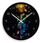Creative wall clock/LiSheng RHYTHM core/neon clocks at midnight Manufactures