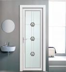 80x35 indoor glass door casement doors bathroom door sound proof aluminum casement door bath room kitchen room door Manufactures