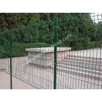 Welded Panel Fence - 05(b) Manufactures