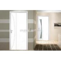 Glass Panels Interior PVC Wooden Door (GY-KG24) Manufactures