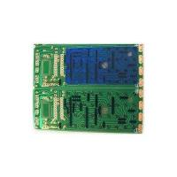 Peelable Mask PCB ENIG PCB and electronic printed circuit board