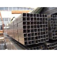 Square Hollow Section / ERW Square Steel Pipes Manufactures