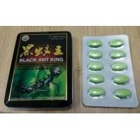 China Black Ant King Male Enhancement Herbal Supplements , Panis Enlargement Pills on sale