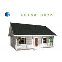 Low Carbon Residential Metal Building Kits , Contemporary Modular House Waterproof Manufactures