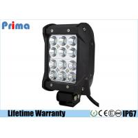 4inch 36W Quad Row Off road Led Light Bar With Unbreakable Lens Sealed Die Cast Aluminum Housing