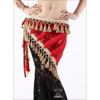 Mysterious Tribal Belly Dance Hip Scarves From India With Little Diamond Manufactures