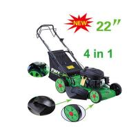 China Self - propelled gasoline garden grass lawn mower with 22 inch Blade on sale