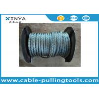 High Strength Anti Twisting Rotation Resistant Wire Rope Manufactures