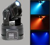 DJ Indoor Stage LED Moving Head Light Multi Color Theater Stage Lighting DMX 512 Control Manufactures