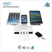 Retail display security system with alarm and power for smartphone A36-8port Manufactures