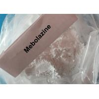 White Prohormone Steroid Powder Mebolazine Dymethazine For Muscle Building Manufactures