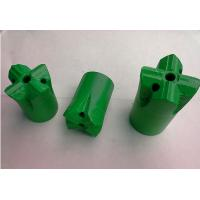 Hard Green Rock Drill Button Bit Tungsten Carbide for Hard Rock Manufactures