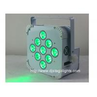 Portable LED Stage Lighting / Water Resistant DJ Lighting Equipment Manufactures