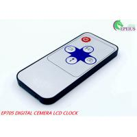 Hidden HD 1080P Security Wifi Camera Clock With Remote Controller 1280 * 960 Manufactures