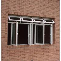 Double Glazing Aluminum Thermal Break Awning Windows (AW-043) Manufactures