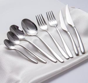 China Rustproof Stainless Steel Best Silverware on sale