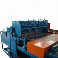 3D Panel Wire Mesh Welding Machine with 380V, 50Hz Power Supply Manufactures