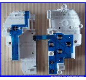 Wiiu Game Pad Right Keypad flex WiiU repair parts Manufactures