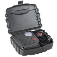 Portable Black Air Compressor Kit For Cars Bicycles Or Balls Very Fast Inflation Plastic Metal Very Light Manufactures