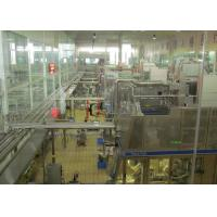 Automated Dairy Milk Production Line Packing Conveyor Systems Manufactures