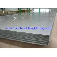 Stainless Steel Plate Duplex ASTM A240 UNS S 31803 Hot Rolling And Cold Drawning