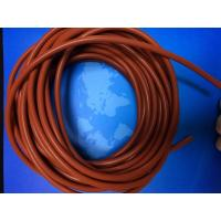 Food Grade Silicone Rubber Cord Aging Resistant For Doors And Windows Sealing Manufactures