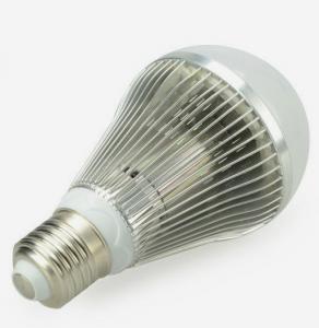 9W LED Aluminum+Plastics Bulb light
