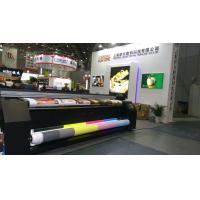China 3.2m Width Flag Print Machine Large Format Plotter With High Speed on sale