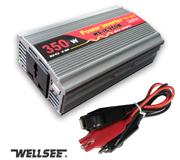 Portable WELLSEE WS-IC350 power inverter dc/ac 12v 220v Manufactures