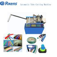 Automatic Plastic/Rubber/Heat Shrink Tube Cutting Machine Manufacturer Manufactures